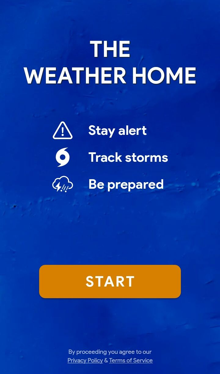 Weather Home | Live Radar Alerts & Widget 1