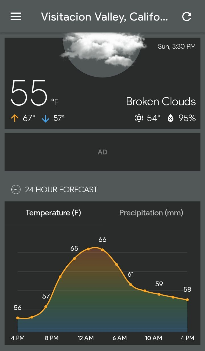 Weather Home | Live Radar Alerts & Widget 3