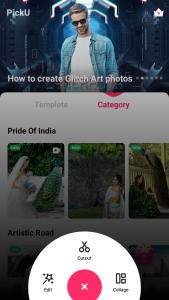 PickU Photo Editor | Cutout Editor & Background Eraser 6