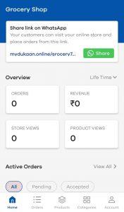 Dukaan by Khata Book | Create Online Store in 15 secs. 2