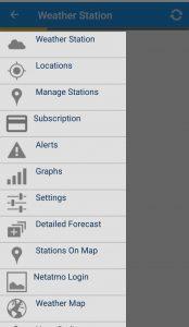Home Weather Station   Forcast app (Trending app) 2