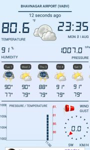 Home Weather Station   Forcast app (Trending app) 4